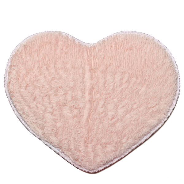 40*50cm Non-slip Bedroom Floor Mat Fluffy Soft Plush Area Rug Dining Room Carpet