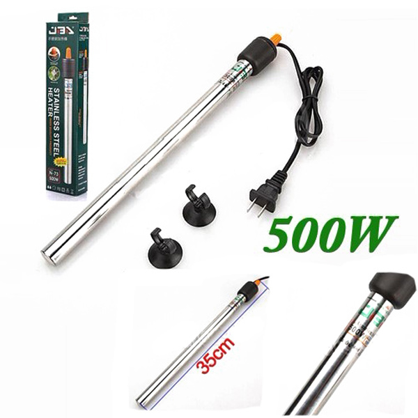 Submersible Automatic Aquarium Tropical Fish Tank Pond Water Heater Thermostat Ebay