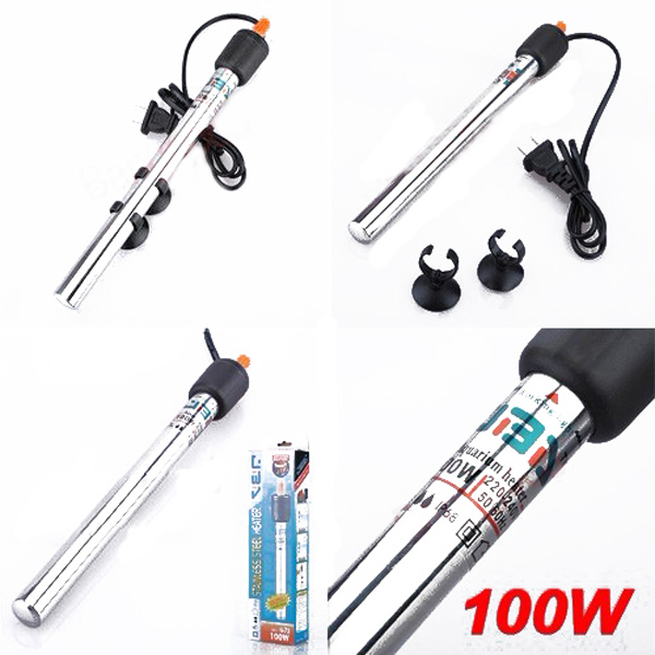 Submersible Automatic Aquarium Tropical Fish Tank Pond Water Heater Thermostat