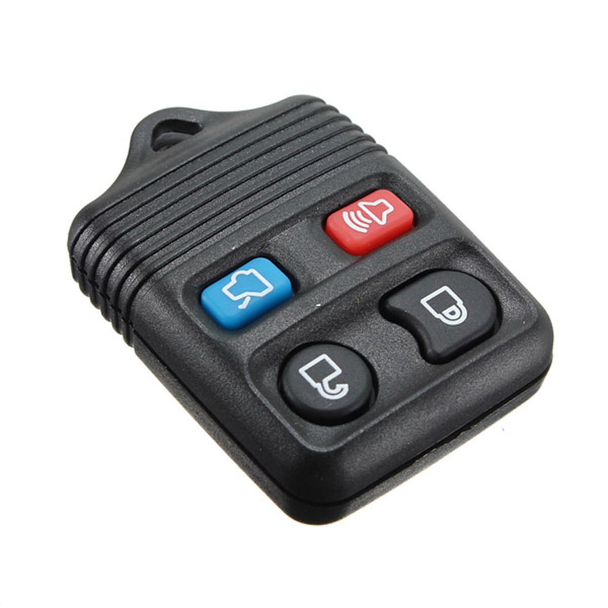 4 btn keyless entry key remote fob clicker transmitter for. Black Bedroom Furniture Sets. Home Design Ideas