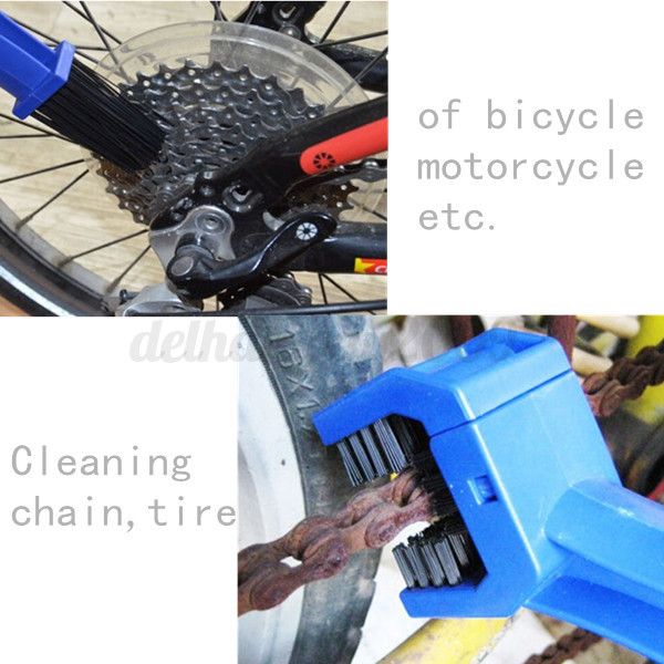 how to clean your motorcycle chain