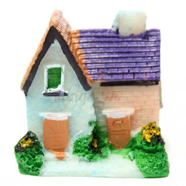 Miniature jardin maison de poup e bonsa figurine paysage - Figurine de jardin ...