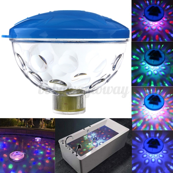 led rgb underwasser aquarium dusche badzimmer lampe. Black Bedroom Furniture Sets. Home Design Ideas