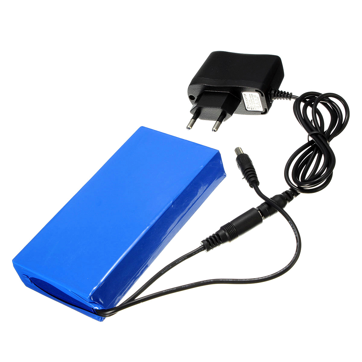 dc 12v 1800mah rechargeable li ion lithium ion batterie chargeur power eu plug ebay. Black Bedroom Furniture Sets. Home Design Ideas