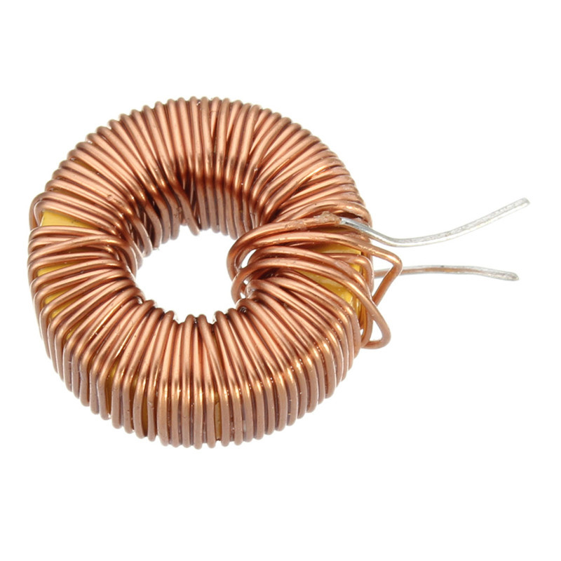 5pcs toroidal inductor toroid core inductor wire wind