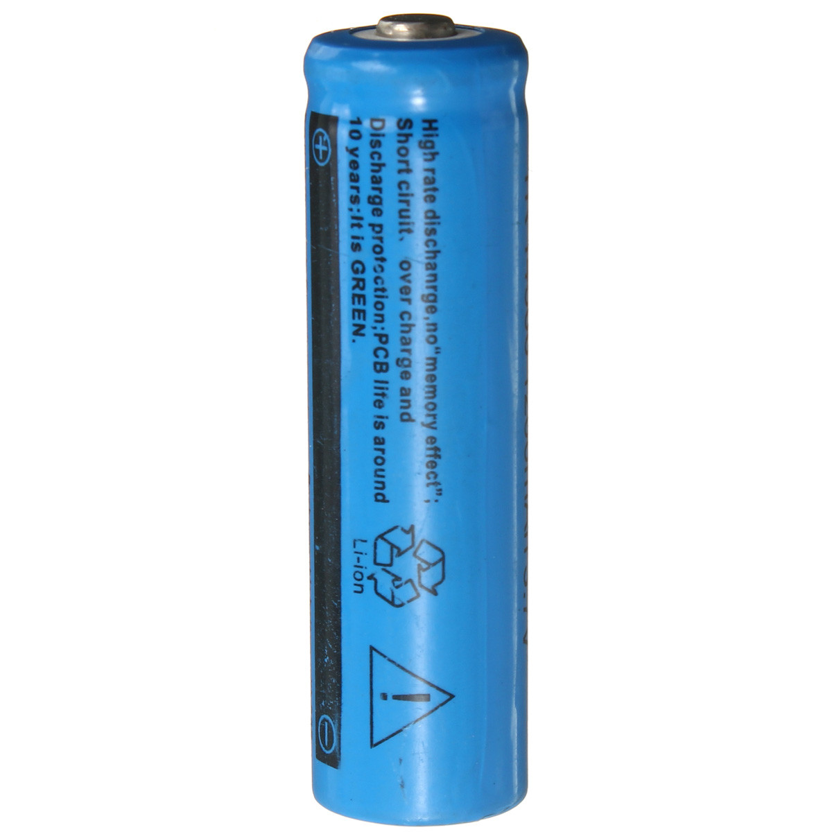 4x 14500 1200mah 3 7v aa li ion rechargeable battery. Black Bedroom Furniture Sets. Home Design Ideas