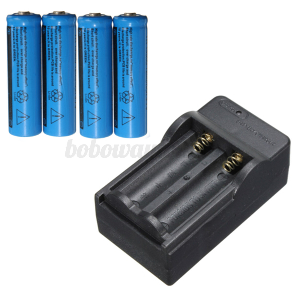 3 7v 1200mah 14500 aa li ion rechargeable batterie pour lampe torche frontale ebay. Black Bedroom Furniture Sets. Home Design Ideas