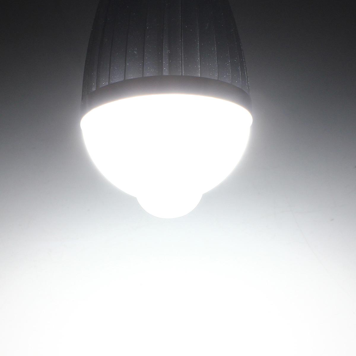 E27 579W LED Infrarot Lampe Glühbirne Leuchte Bewegungsmelder PIR Sensor Li -> Led Lampe Infrarot