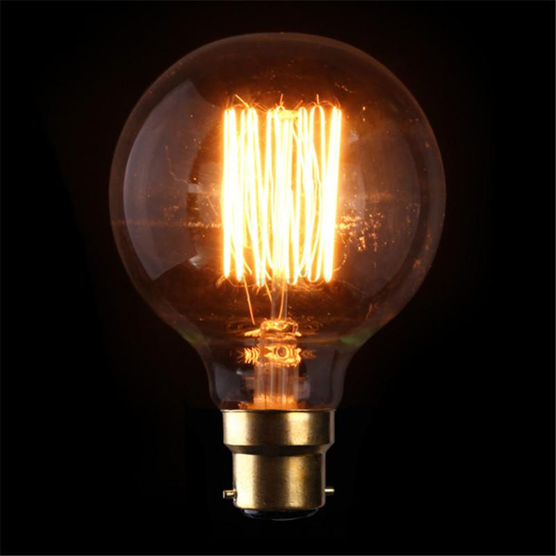 Details about Lampadine E27 E14 B22 40W/60W Edison Vintage LED Lampada ...