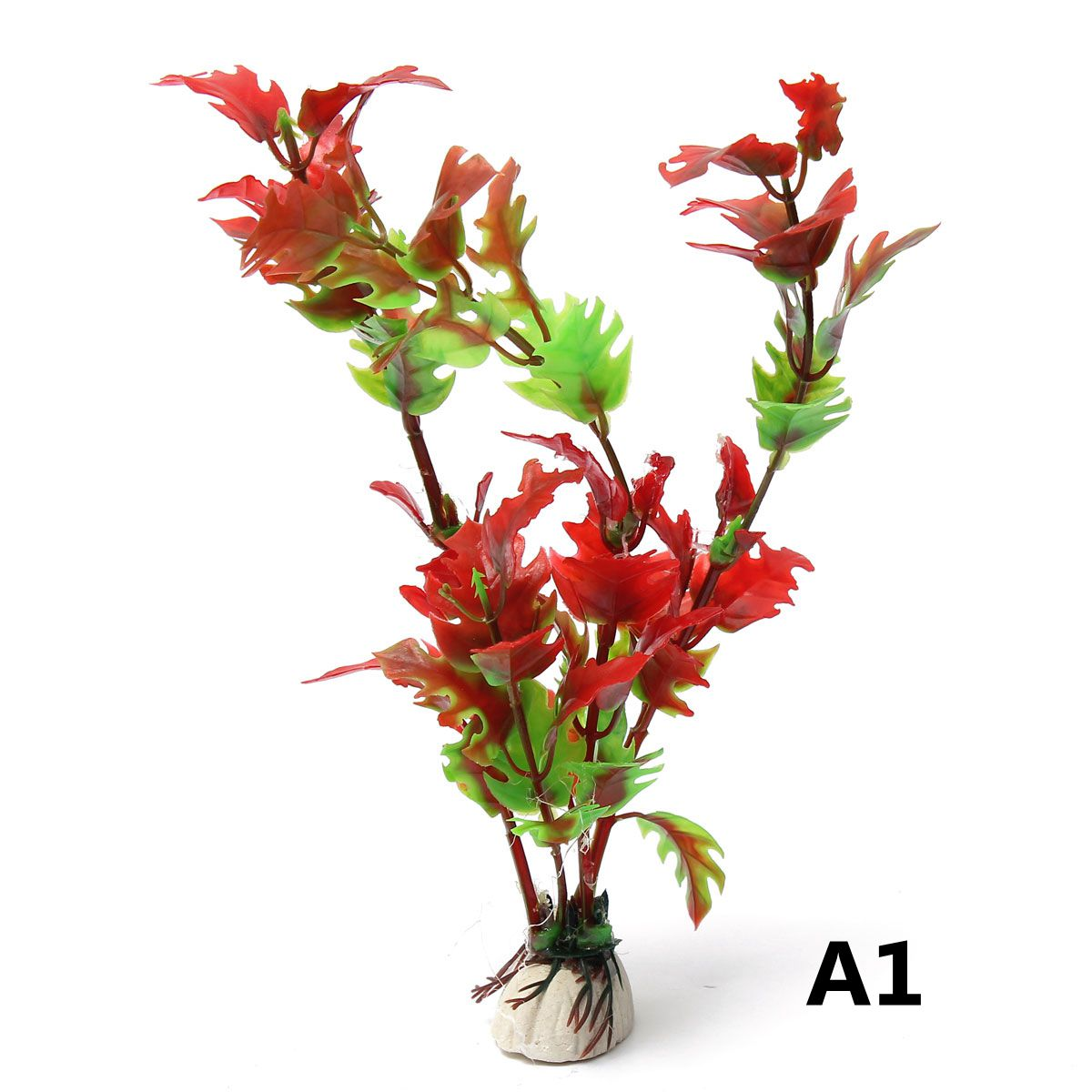 Artificial grass plastic water plant decoration ornament for Artificial grass decoration