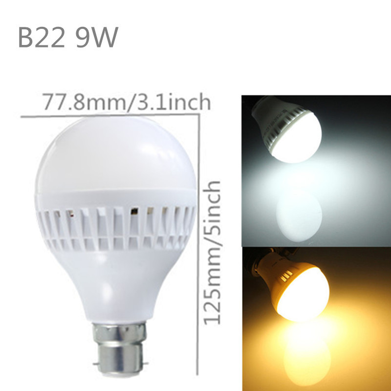 e27 b22 globe ampoule 5630 led lampe bulb 3 5 7 9 12 15 18w economie d 39 energie ebay. Black Bedroom Furniture Sets. Home Design Ideas