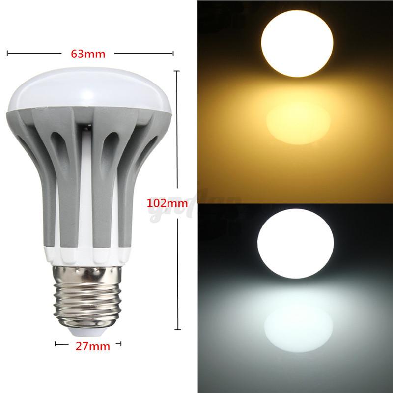 4 10x r39 r50 g45 r63 c37 e14 e27 2w 3w 5w led globe light reflector bulb ebay. Black Bedroom Furniture Sets. Home Design Ideas