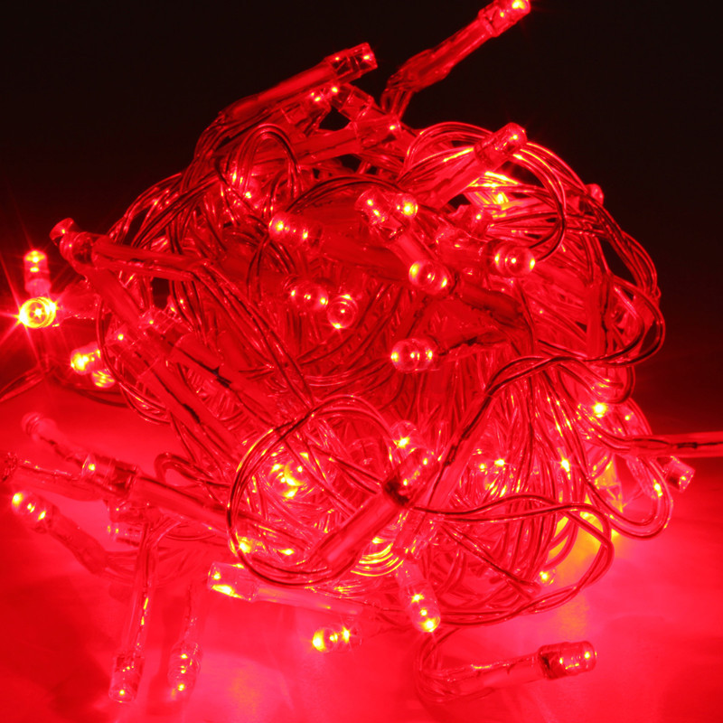 Battery Operated String Lights Ac Moore : Electric/Solar/Battery 10-500LED String Fairy Light Lamp Christmas Wedding Party eBay
