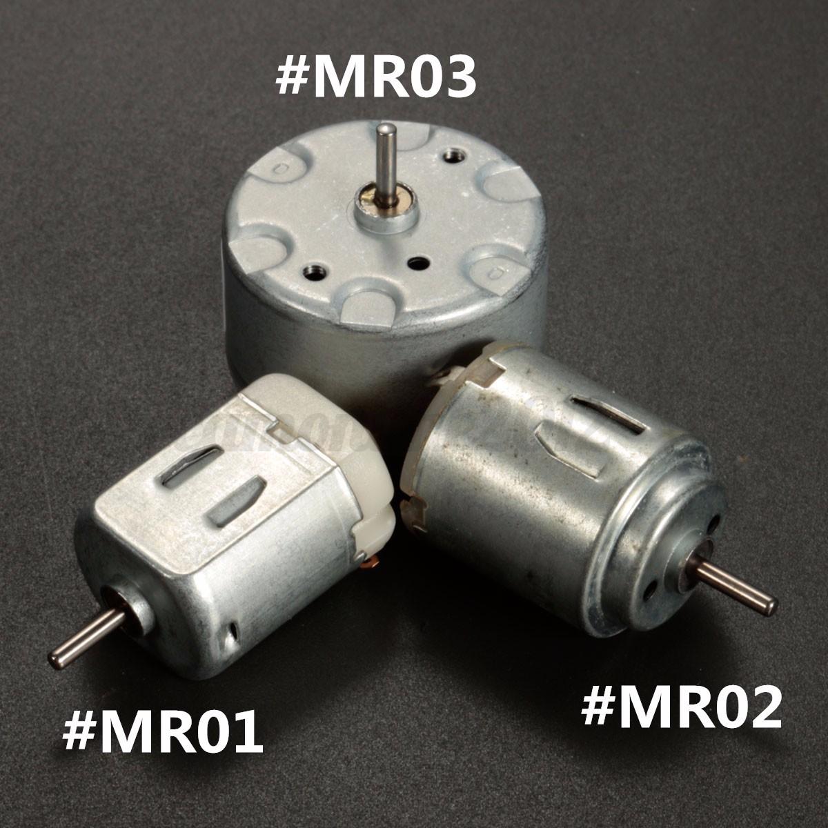 0 12v dc petit moteur electrique miniature pour mod les m tiers robots jouet ebay. Black Bedroom Furniture Sets. Home Design Ideas
