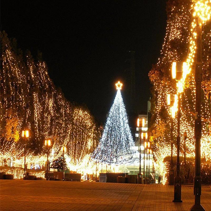 5m 20 led lichterkette weihnachtslichterkette strip innen au en deko wasserdicht eur 9 99 - Weihnachtslichterketten innen ...