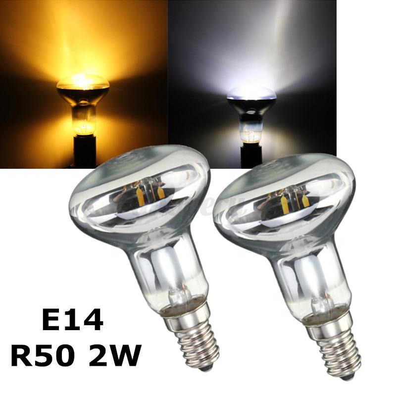 Lampadine led e14 e27 b22 lampada 2 4 6 8w gls candela r50 for Lampada led e14