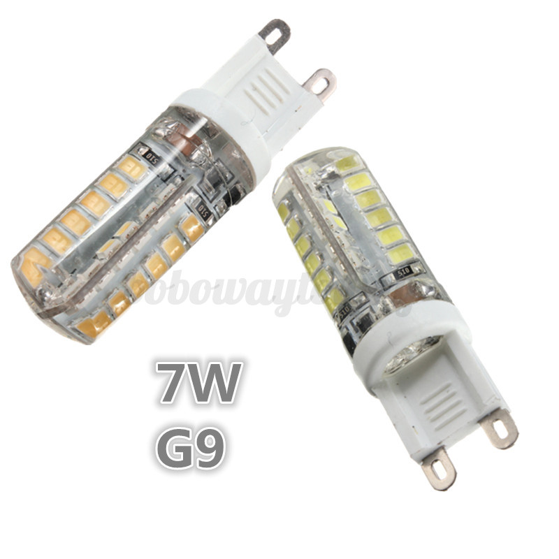 g4 g9 led 2835 3014 smd ampoule bulb silicone etanche 7 9 10 12 15w spot 85 265v ebay. Black Bedroom Furniture Sets. Home Design Ideas