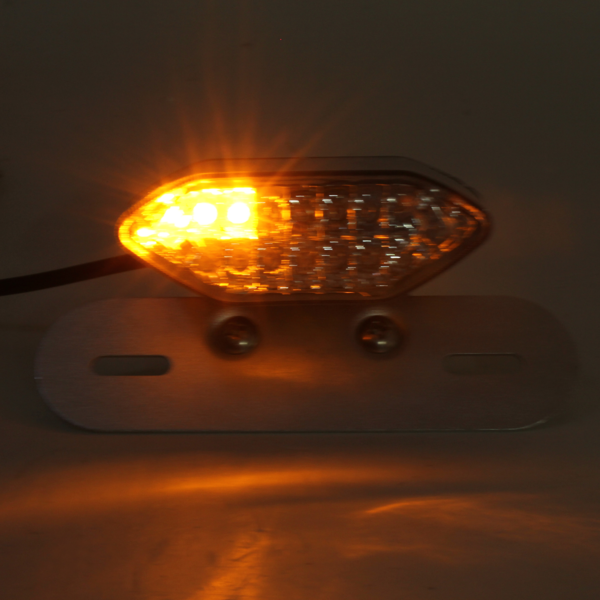 12v 20 led plaque feu turn signal clignotant lampe arri re frein voyant moto atv ebay. Black Bedroom Furniture Sets. Home Design Ideas