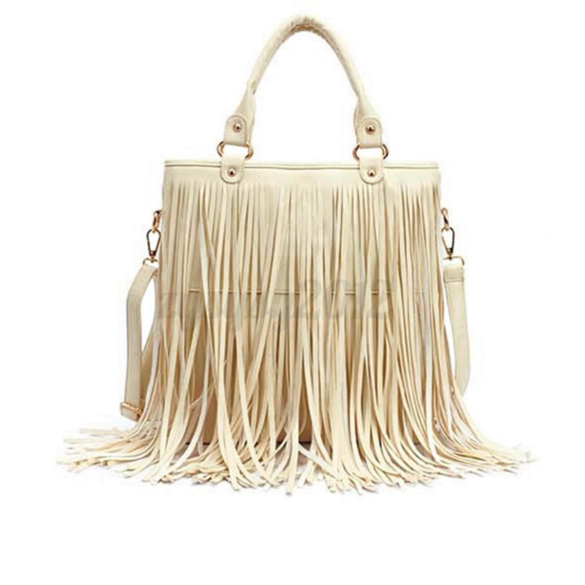 Amazon.com: fringe purse: Clothing, Shoes & Jewelry