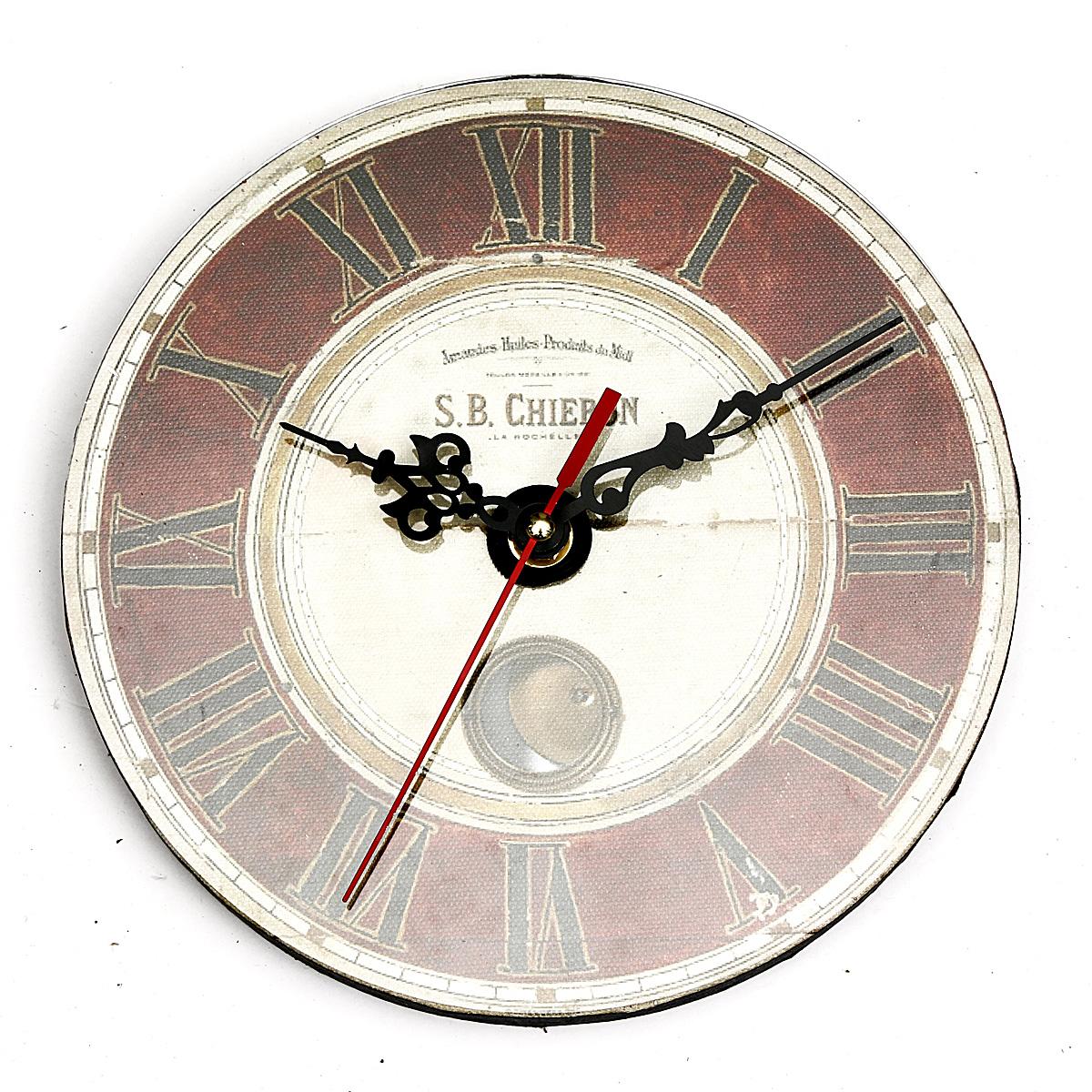 Orologio da parete digitale acrilico vintage rustic shabby - Orologi da parete shabby chic ...