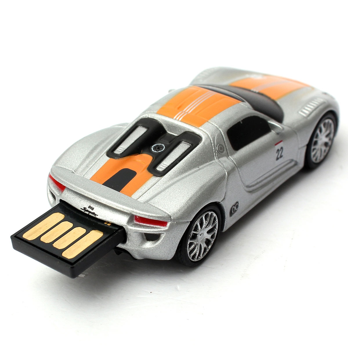 8GB Fashion Car Model USB 2.0 Flash Memory Thumb Stick Storage Pen Drive U Disk