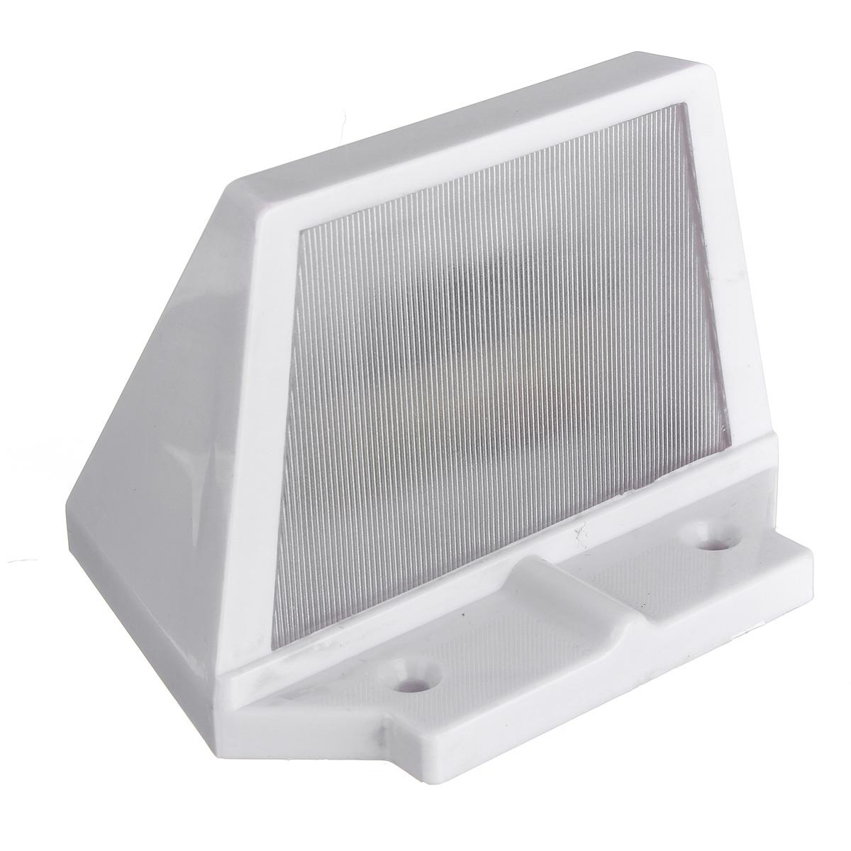 solar treppen solarlampe solarleuchte wandleuchte 2led. Black Bedroom Furniture Sets. Home Design Ideas