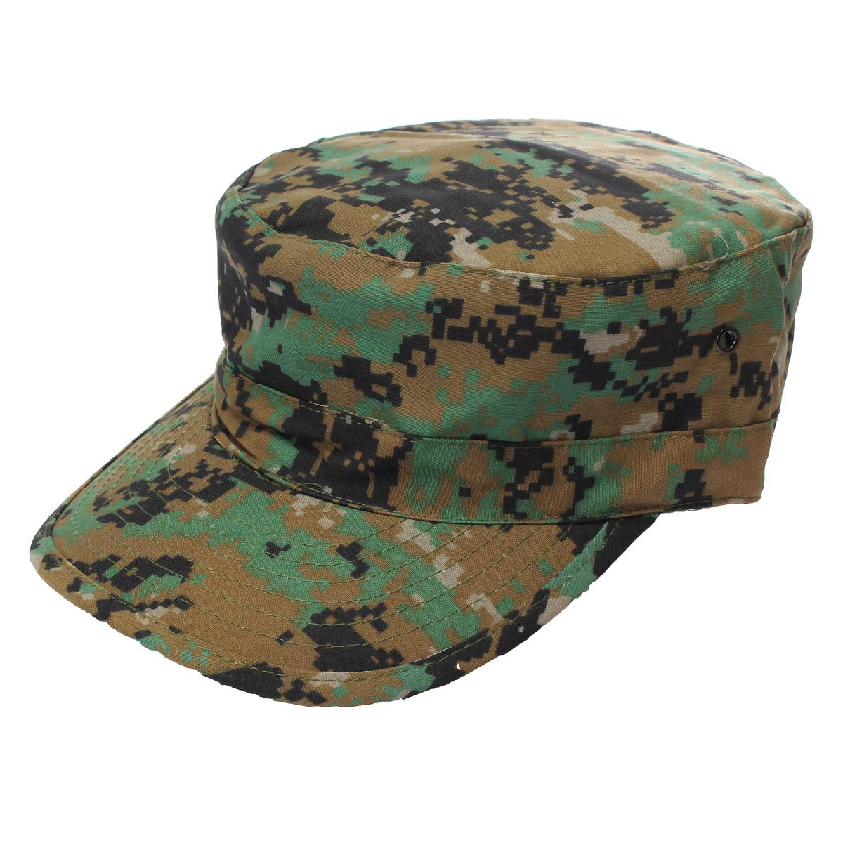Men women desert camo cap military hunting fishing hat for Camo fishing hat