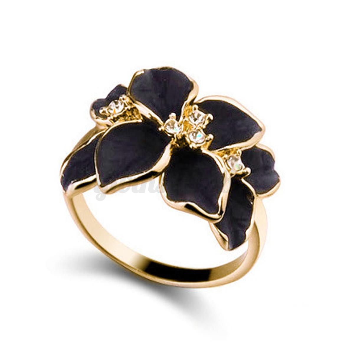 bague chat rose anneau bijoux cristal strass fantaisie. Black Bedroom Furniture Sets. Home Design Ideas