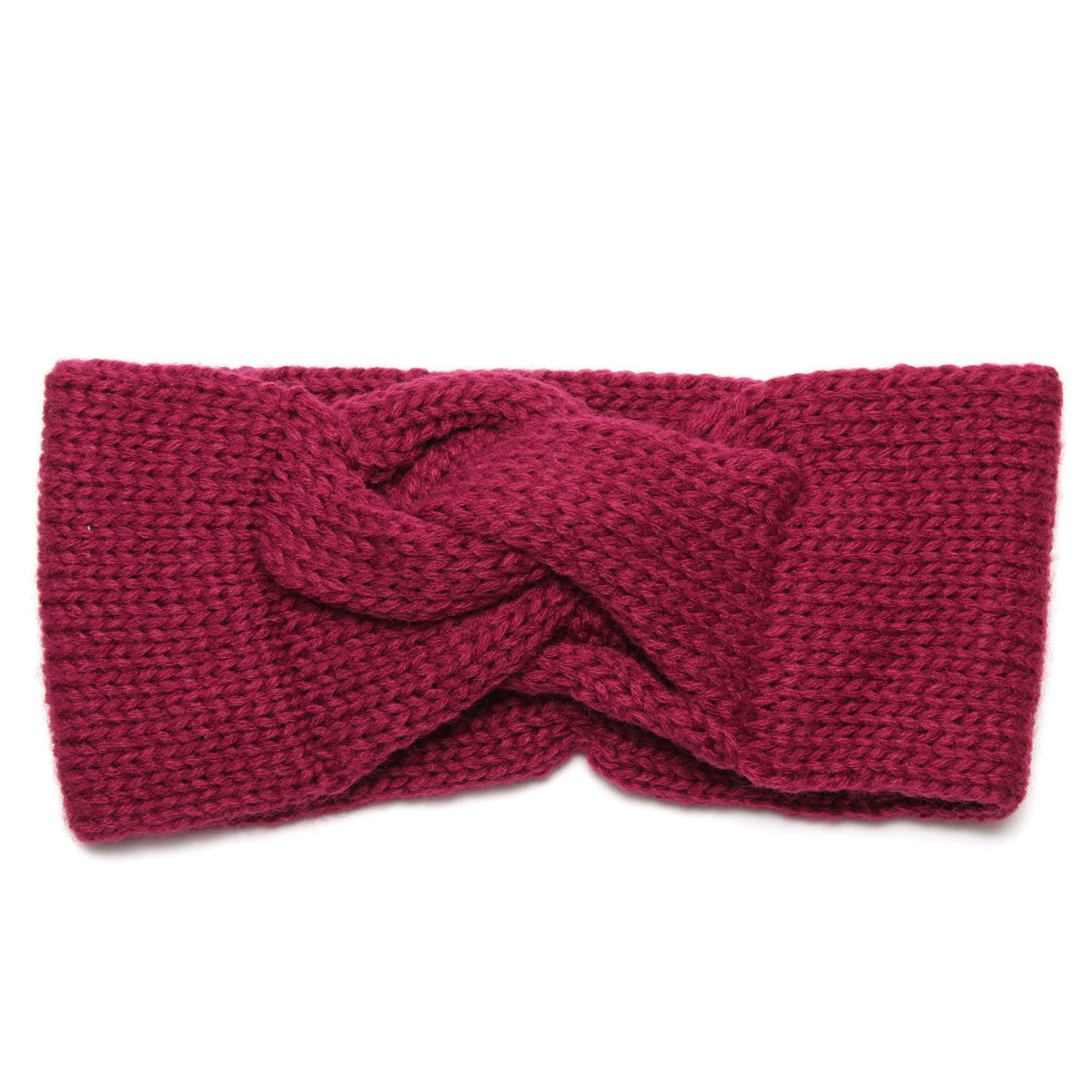 Crochet Hair Towel : ... Crochet-Turban-Headband-Bow-for-Women-Ear-Warmer-Twist-Wwide-Hair-Band