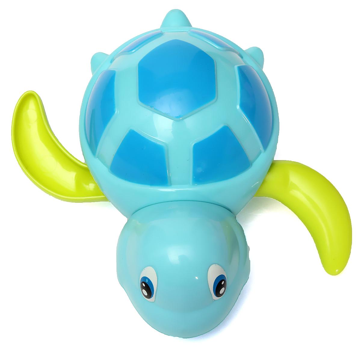 Jouet de bain douche tortue nageur ressort aquatique jeu for Piscine de douche bebe