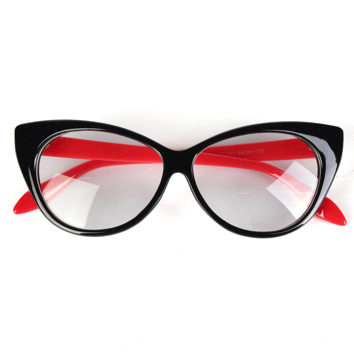 Cat Eye Shape Retro Sunglasses Women Lady Spectacle ...