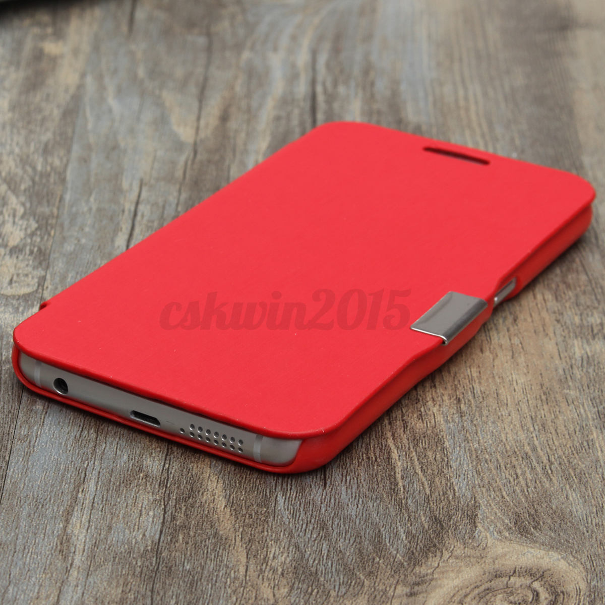 Magnetic Flip PU Leather Hard Ultra Slim Case Cover For Samsung Galaxy Phones
