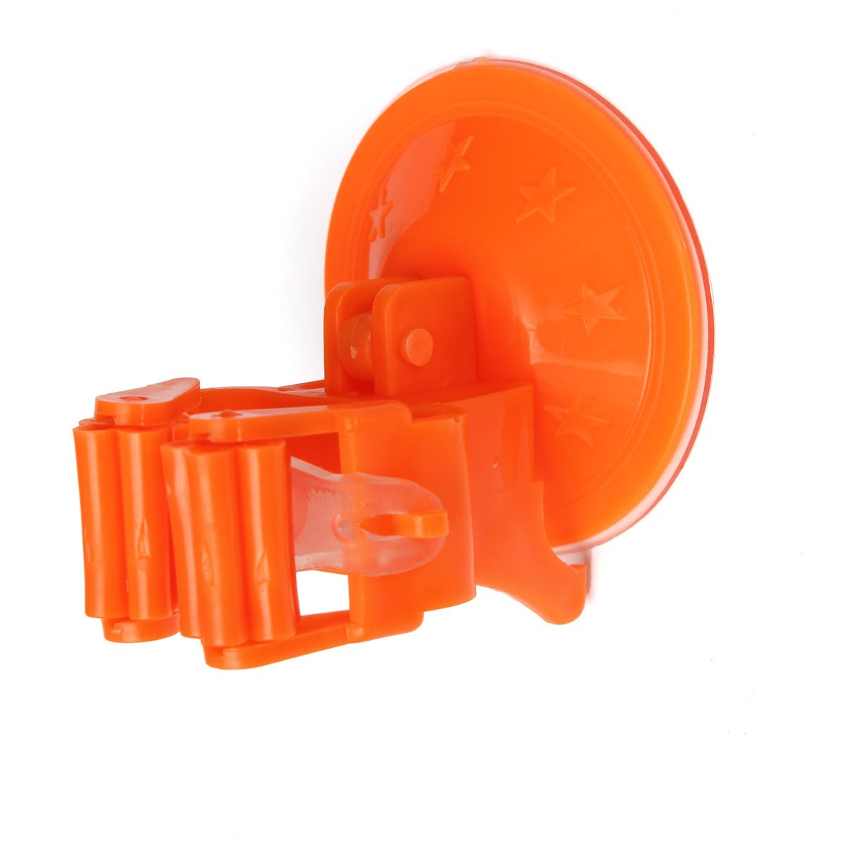 Mop And Broom Wall Suction Cup Garage Kitchen Organizer Tool Rack Hanger Holder