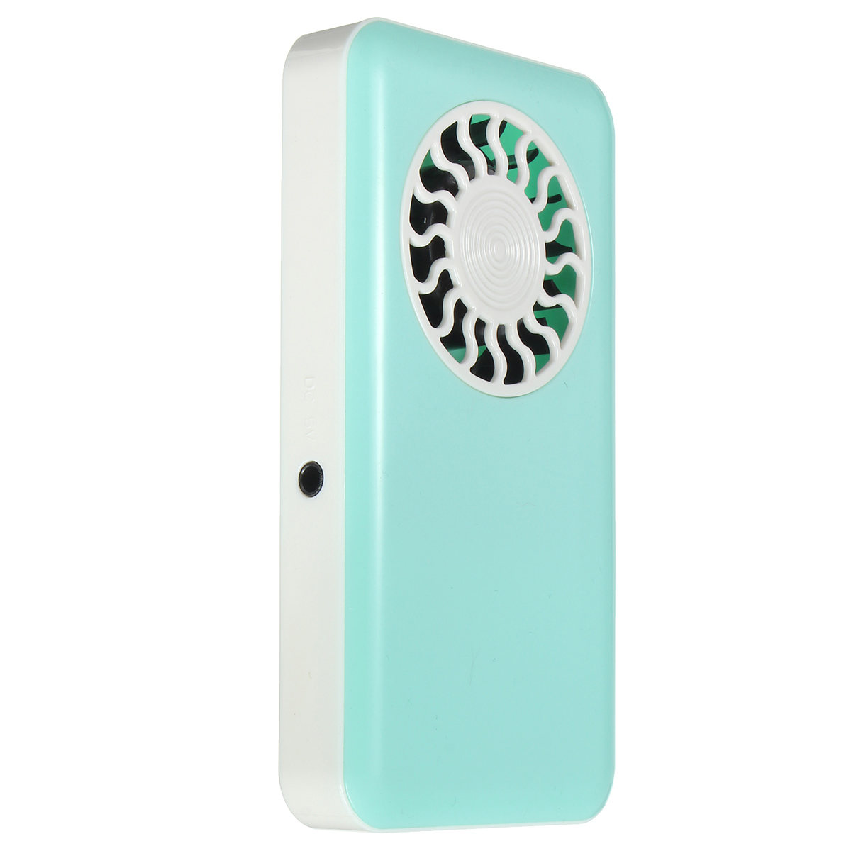 Portable Mini Fan : Portable handheld usb mini air conditioner cooler fan with