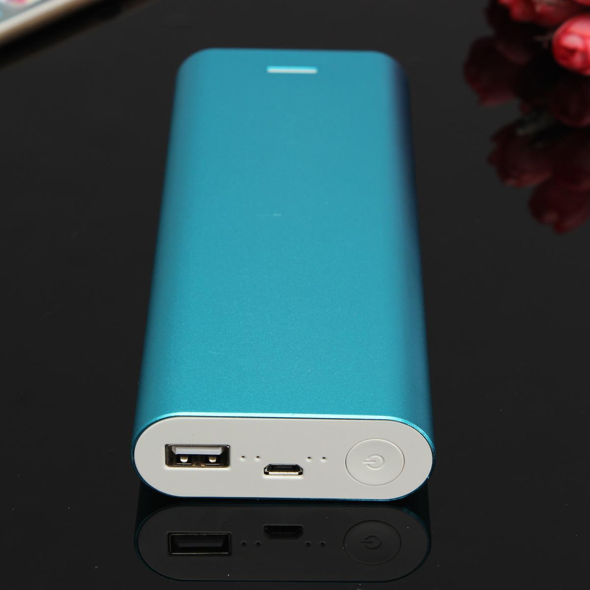 15000mah portable usb diy 6x18650 batterie externe - Batterie secours portable ...