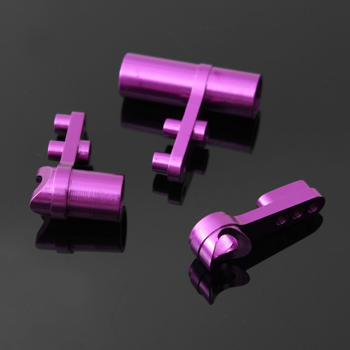 Purple Upgrade Spare Parts For HSP Redcat 1:10 RC Racing Buggy Truck Truggy Car