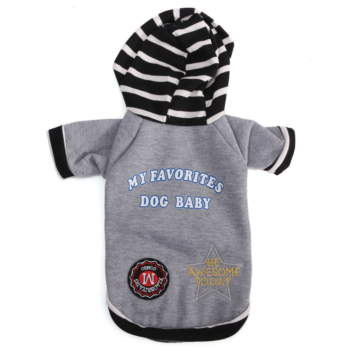 Cotton Dog Clothes Pet Winter Warm Hoodie Sweater Puppy Apparel Costumes Coat