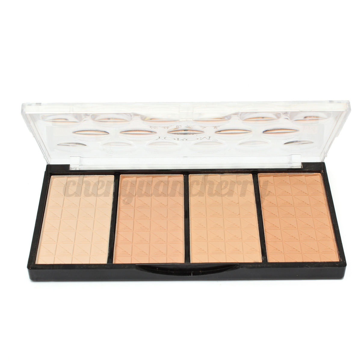 4 Colors Face Powder Highlight Contour Powder Shading Make up Cosmetic Beauty