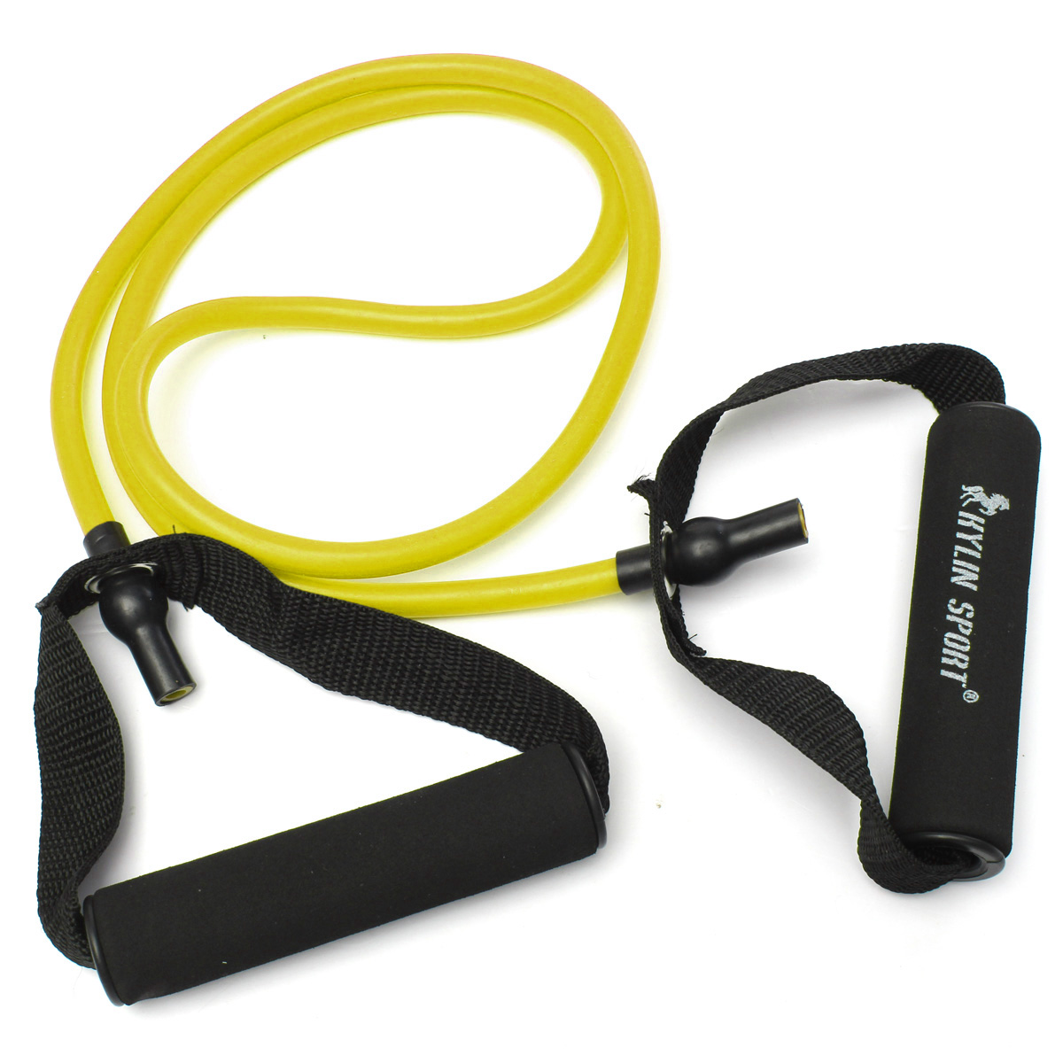 Fitness Equipment Resistance Bands Tube Workout Exercise