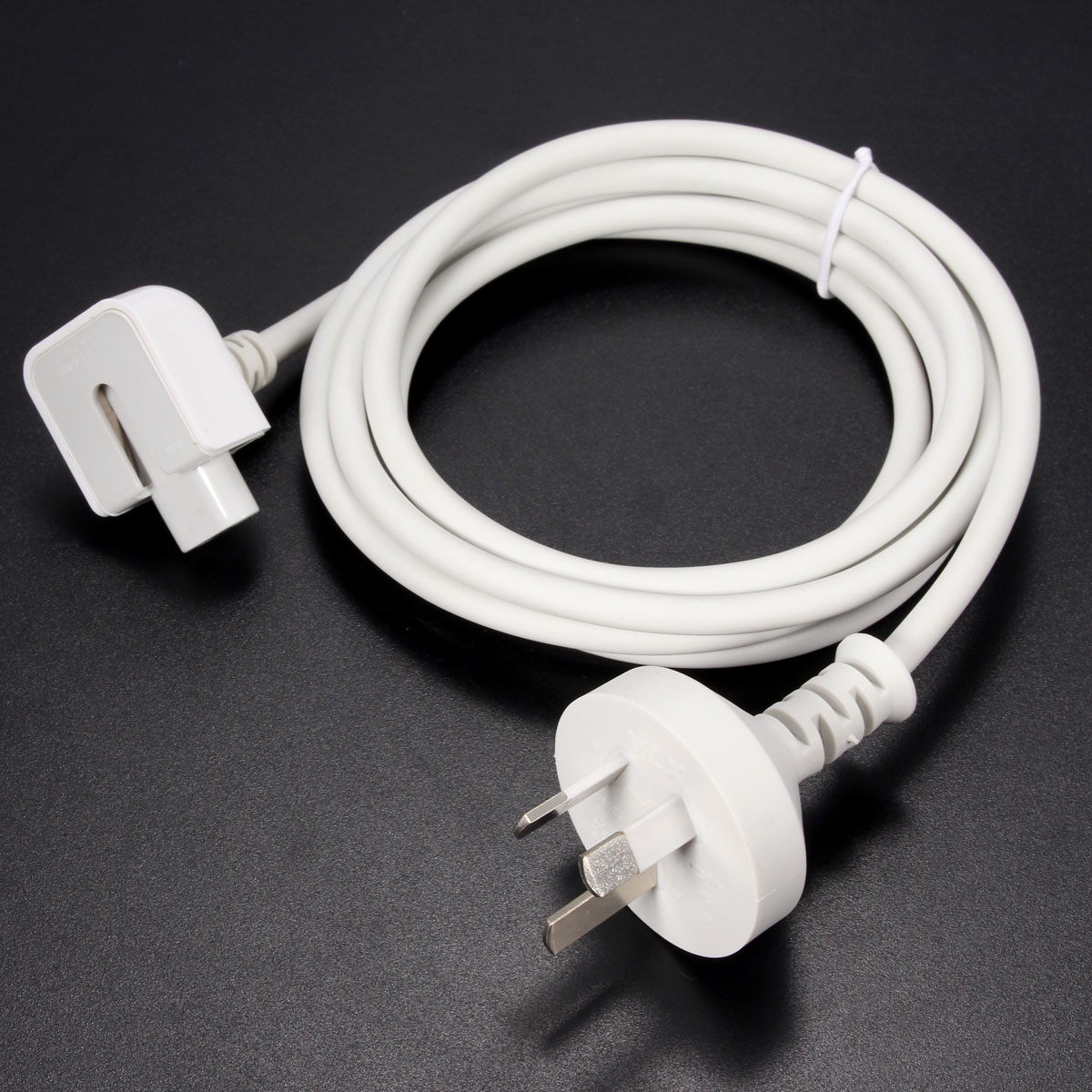 power extension cable cord for apple macbook pro air ac. Black Bedroom Furniture Sets. Home Design Ideas