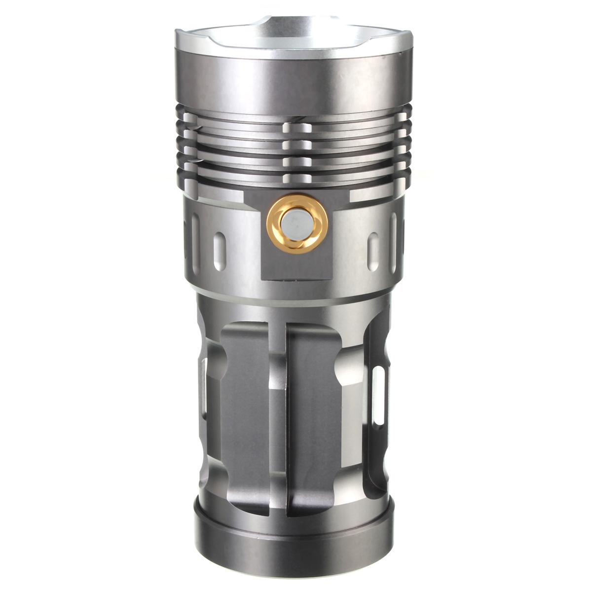 waterproof skyray 10000 lumen 7x xm l2 t6 led flashlight torch light ebay. Black Bedroom Furniture Sets. Home Design Ideas