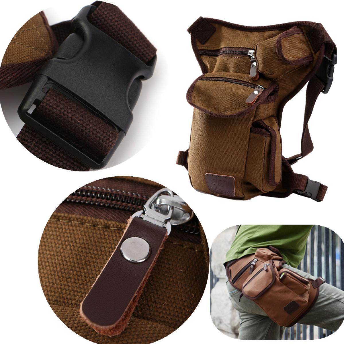 sac sacoche banane ceinture cuisse v lo moto d 39 equitation tactique militaire ebay. Black Bedroom Furniture Sets. Home Design Ideas