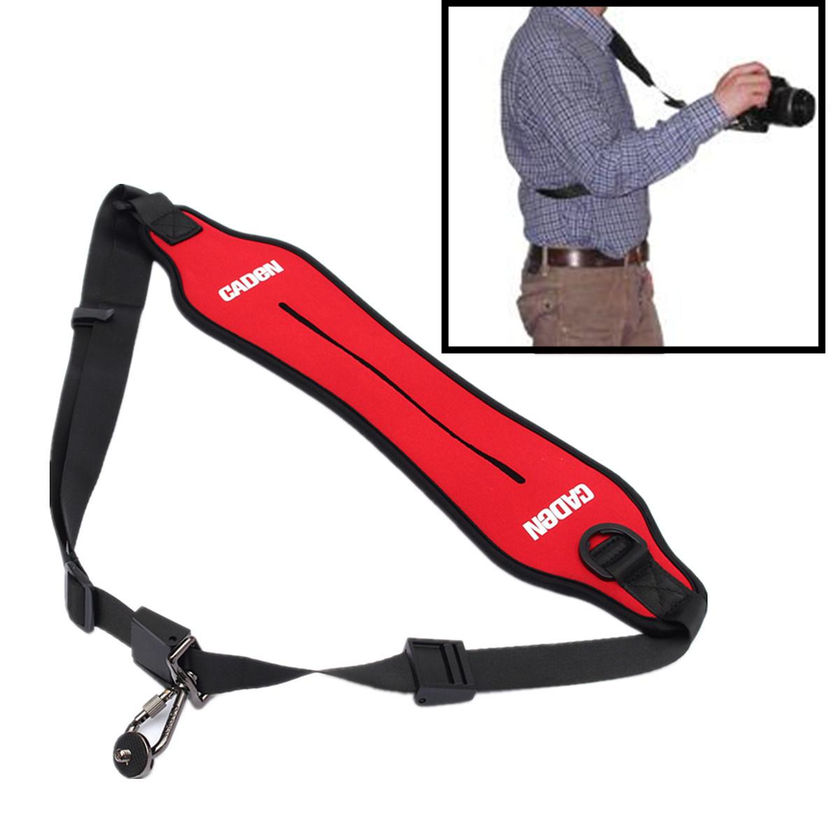 Quick Rapid Shoulder Sling Belt Neck Strap For Canon Nikon Sony Camera SLR/DSLR