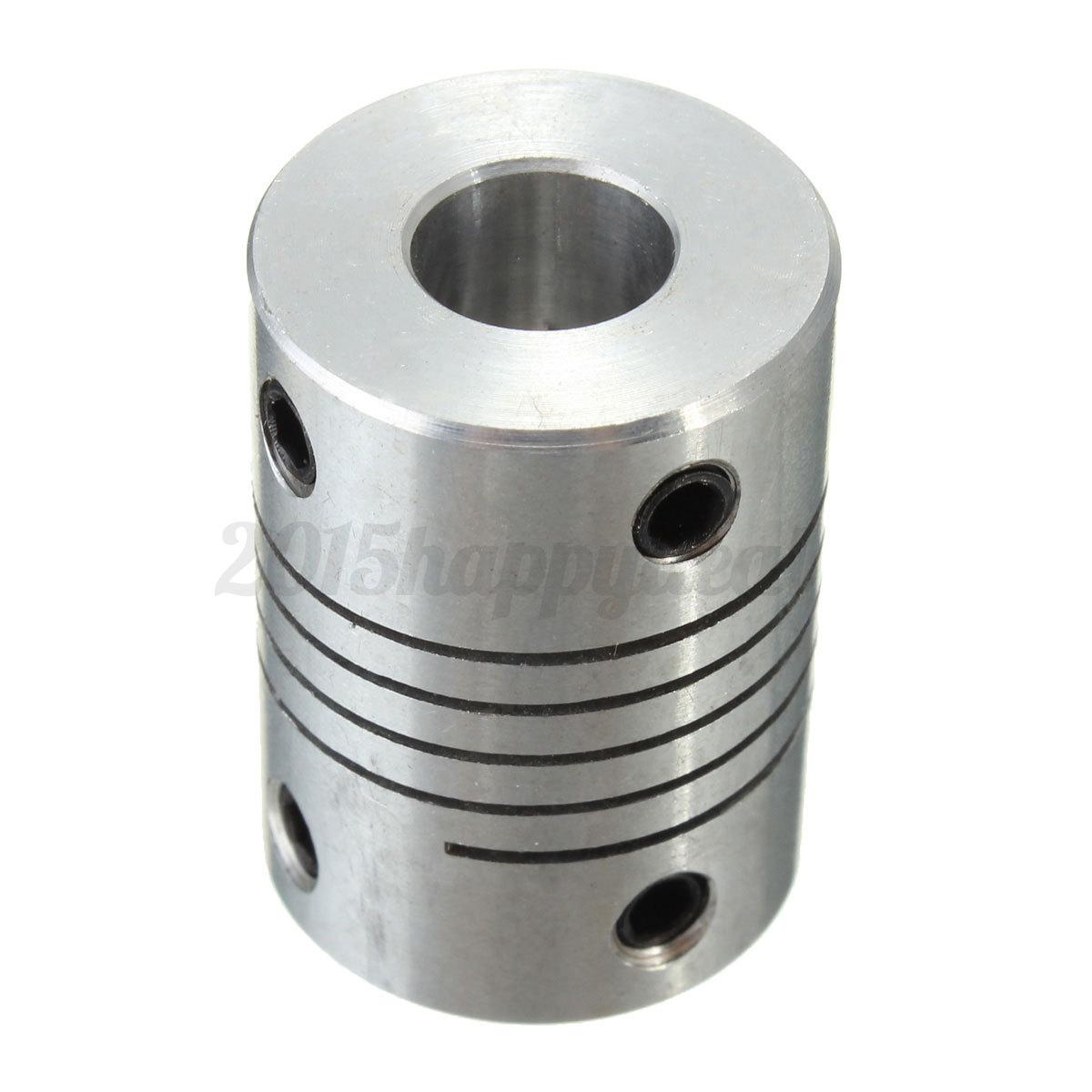 5 6 flexible shaft coupling rigid cnc stepper