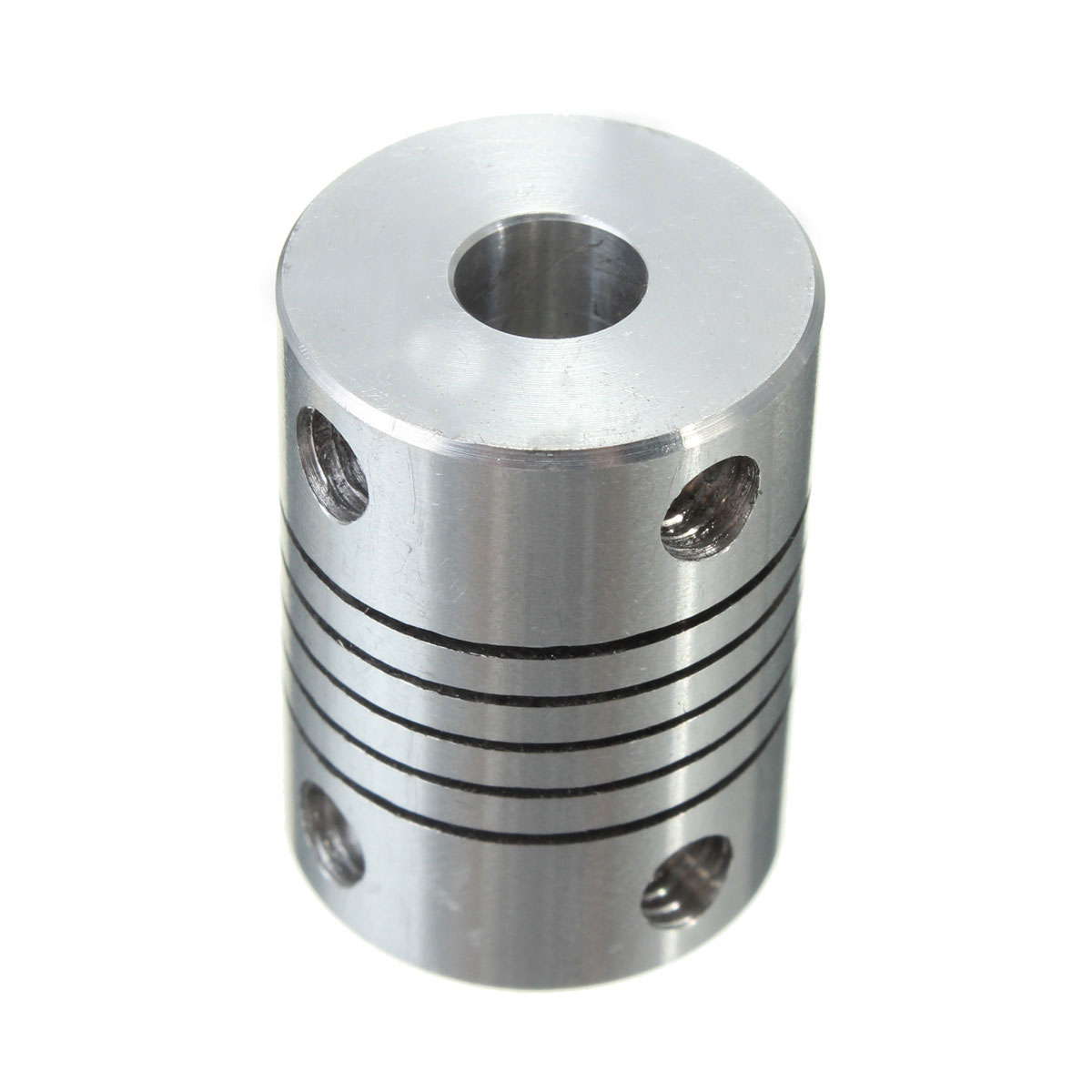 10 size flexible clamp jaw shaft coupling cnc stepper for Stepper motor shaft coupling coupler