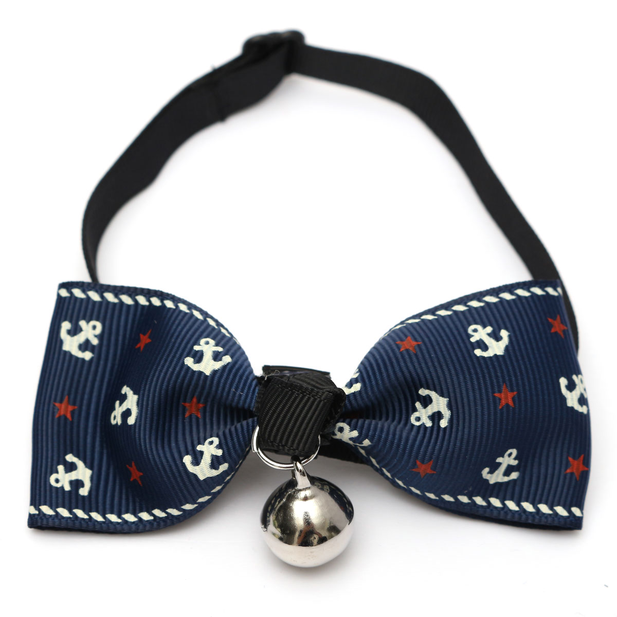 Fashion Adjustable Bow Tie Collar Dickie Necktie Bowknot For Pet Dog Cat NEW
