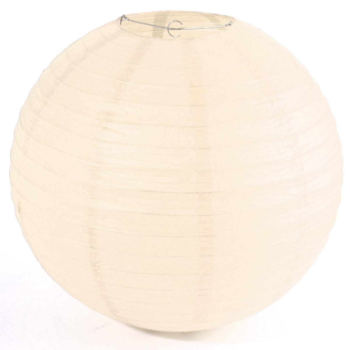 40cm 50cm lanterne papier chinoise boule d coration - Boule chinoise papier ...