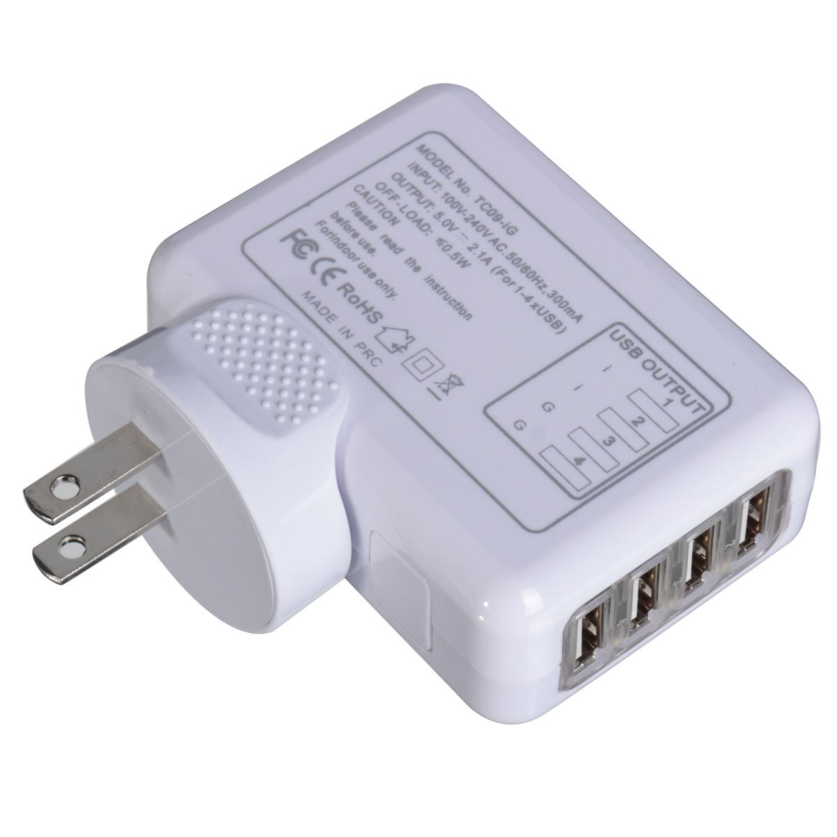 4 6 port usb ac multi adapter us eu uk au plug wall charger portable home travel ebay - Multi chargeur usb ...