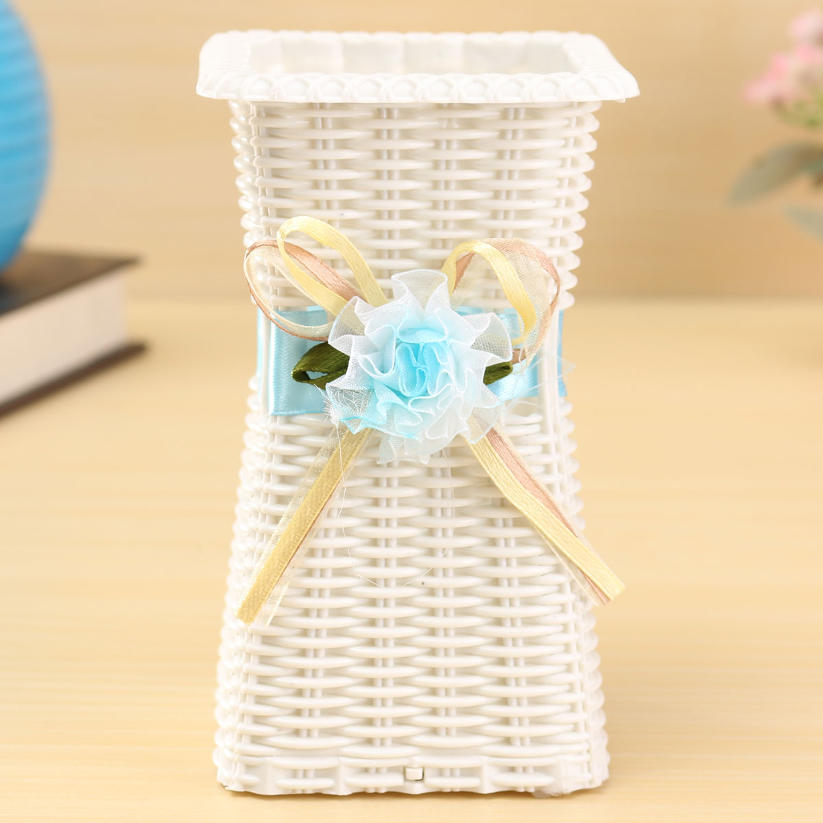 Self moulding vase reusable protection flowers vase - Jardiniere pvc blanc ...