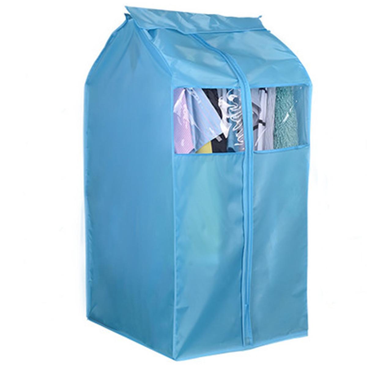 oxford cloth hanging storage bag garment suit coat cover protector wardrobe ebay. Black Bedroom Furniture Sets. Home Design Ideas